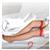 丝袜/网袜性感蕾丝长筒大网眼袜 图片2