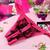 VitaBilla唯它彼乐 炫丽玫瑰红女士情趣性感开档内裤 图片4