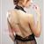 VitaBilla唯它彼乐 挂脖深V魅惑礼物半透明睡裙 图片4