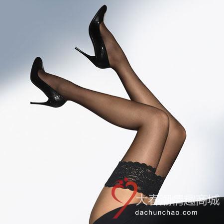 【情趣内衣】丝袜/网袜花边超薄长筒丝袜 性感丝袜