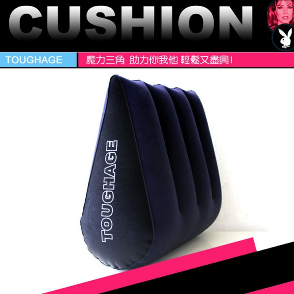 骇客PF3101 魔力三角枕 情趣家具