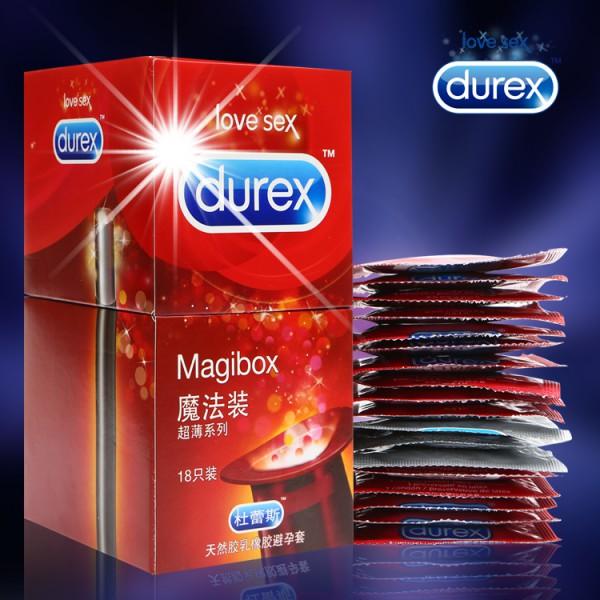 杜蕾斯魔法超薄系列避孕套