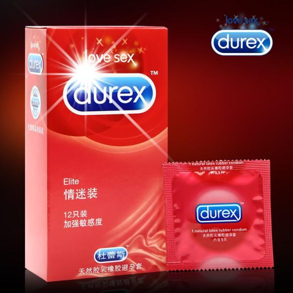 杜蕾斯情迷装避孕套