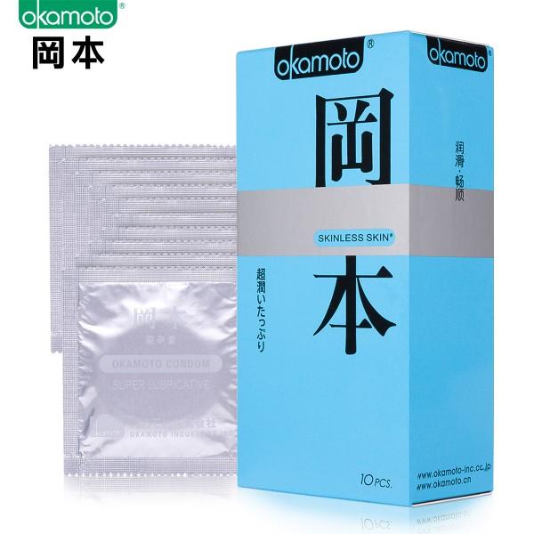 冈本超润滑避孕套