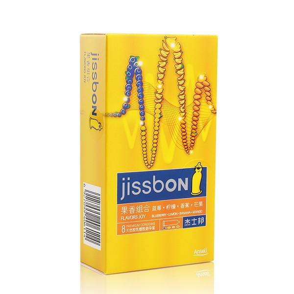 杰士邦果香组合避孕套