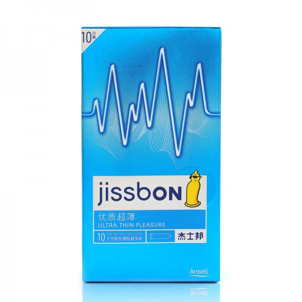 杰士邦优质超薄避孕套