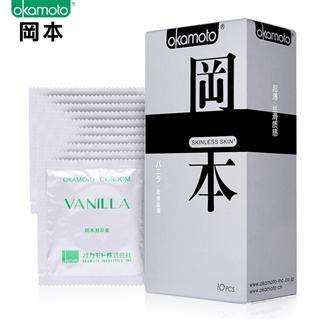 冈本SKIN肤感系列之质感超薄安全套