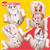 【久兴】充气娃娃抱枕 图片2