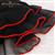 【珞樱】性感荷叶边蕾丝吊带网袜 图片3