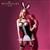 珞樱蕾丝镂空兔女郎制服诱惑 图片2