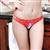 浮雕蕾丝透明刺绣开裆女士性感内裤 图片6
