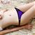 性感透明蕾丝镂空T裤女士内裤 图片5
