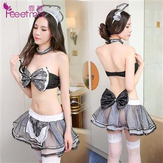 性感女佣 情趣制服诱惑套装 夜店女角色扮演cosplay情趣内衣服装
