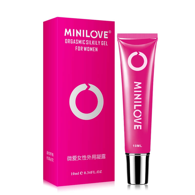 minilove微爱 女用调情助性欲望提升快感增强凝露(软管) 夫妻房事干涩潮喷